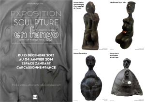 "Collection ""Les Noires en Fango"" Mickaël Hoebregs"